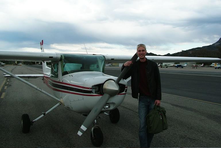 Solo Cessna