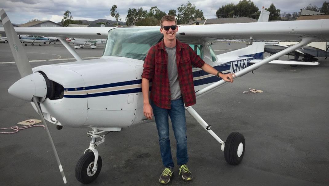 Student Pilot Training
